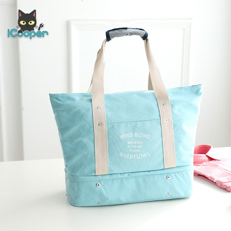 RONG.SHI.DAI Layer Bag (Blue)