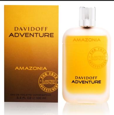 น้ำหอมวินเทจ Davidoff Adventurwe Amazonia edt 100ml. กล่องใหม่ซีล