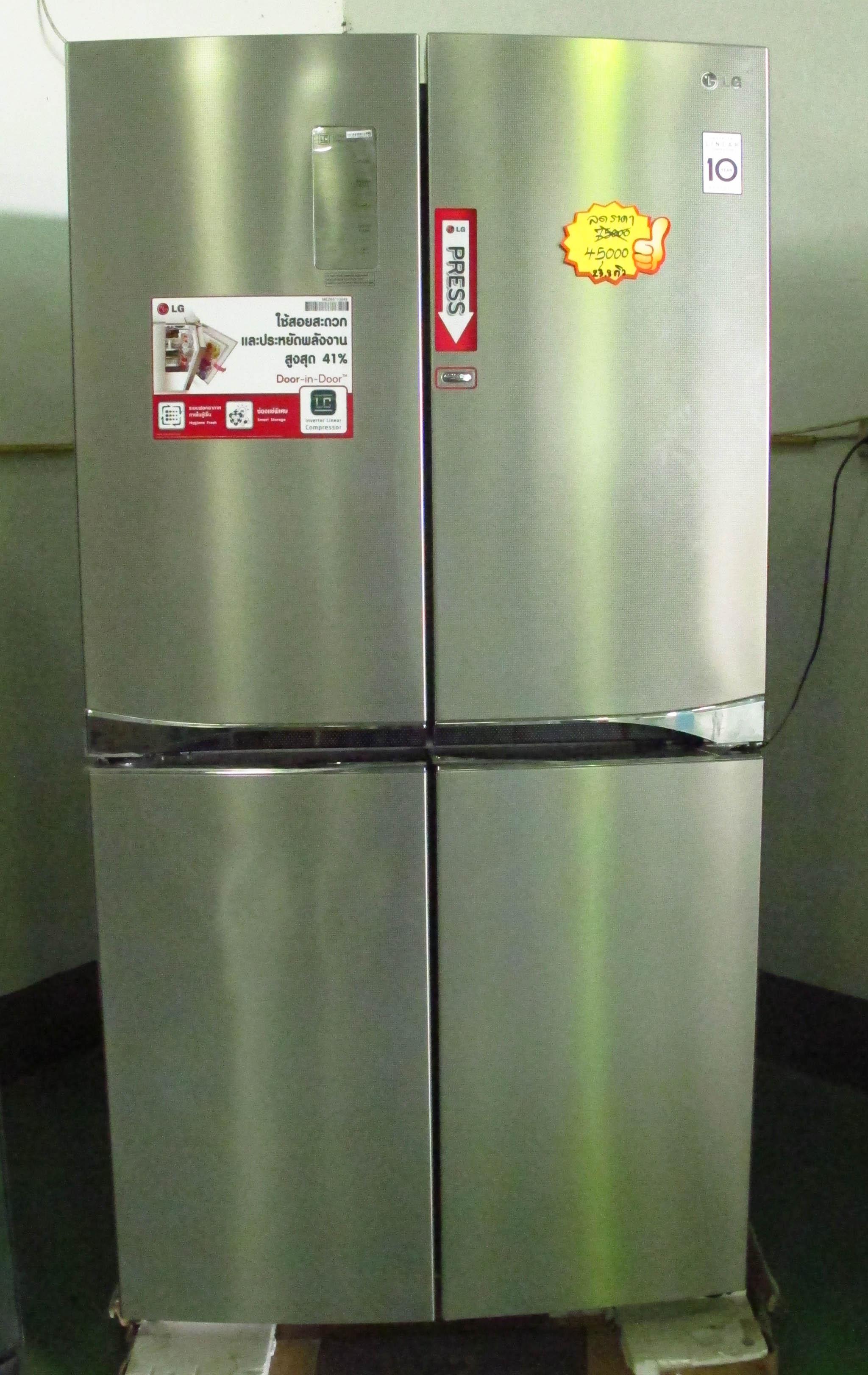 ตู้เย็นsize by size ขนาด23.8คิว รุ่นGR-M24FWCHL