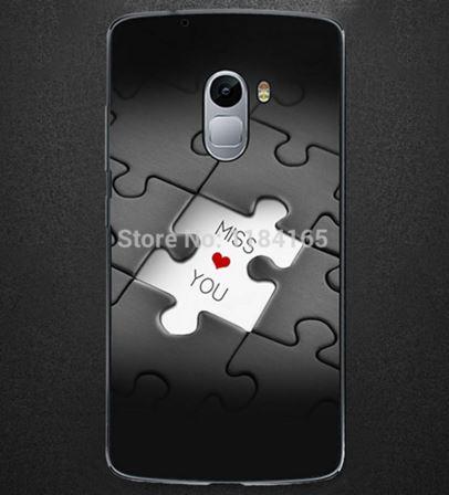เคส lenvo k4 note (A7010) Vibe X3 Lite เคสtpuนิ่ม ลายเพ้นท์รูปจิ๊กซอ