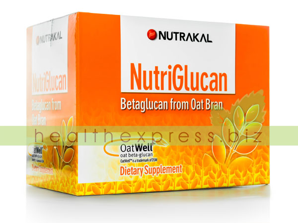 Nutrakal NutriGlucan นูทราแคล นูทริกลูแคน 30 ซอง