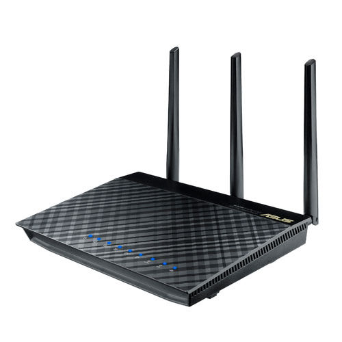 ASUS NETWORK RT-AC66U DUAL-BAND WIRELESS-AC1750 GIGABIT ROUTER