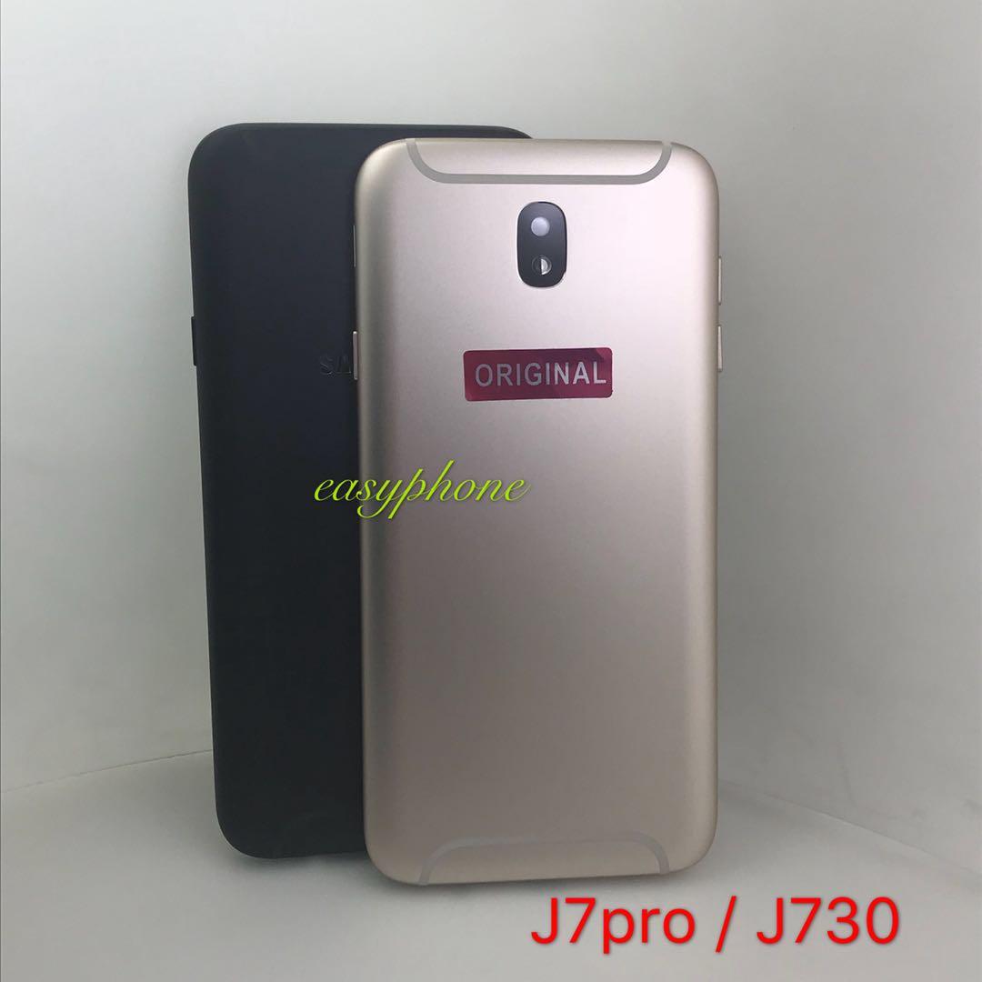หน้ากาก Samsung Galaxy J730 / J7pro มีสีทอง,ดำ