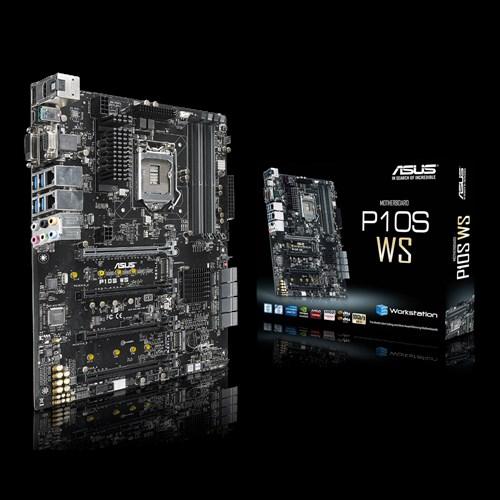 ASUS P10S WS LGA1151