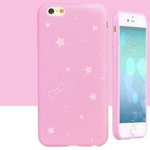 สีพาสเทล (เคสยาง) - iPhone4