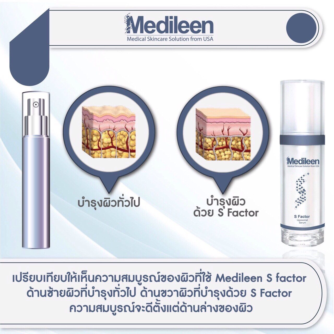 Medileen S Facter