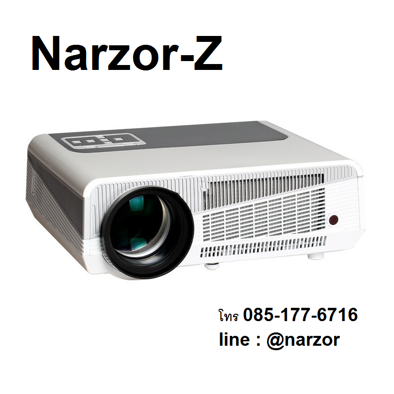 Projector Narzor-Z the best !!! FullHD screen