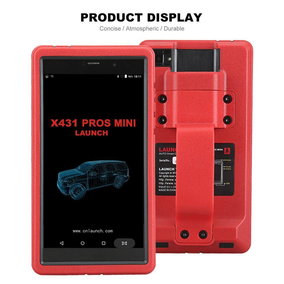 NEW Launch X431 Pro Mini