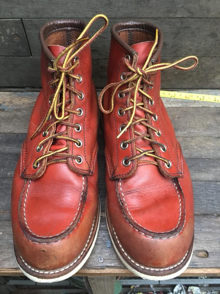 Red wing 8131 size6.5