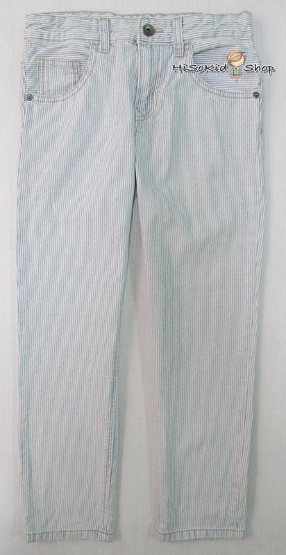 1146 Benetton Jean - Light Blue ขนาด 6-7,7-8, 8-9 ปี