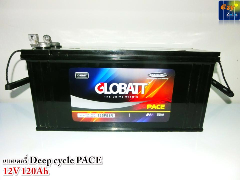 Deep cycle 12V120Ah