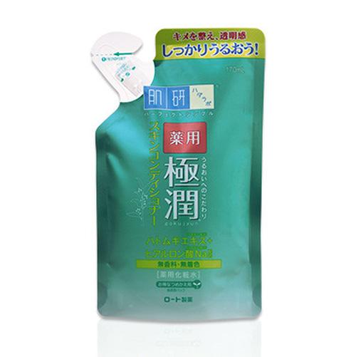 Hada Labo Medicated Skin Conditioner 170ml (Refill)