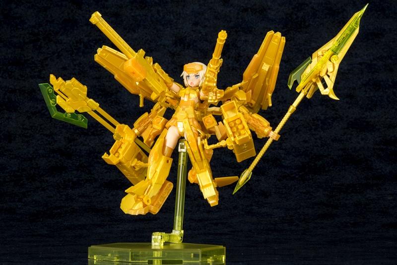 Limited Kotobukiya Shop Frame Arms Girl GOURAI-KAI Final Battle Ver.