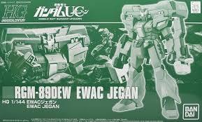 (มี1 รอเมลฉบับที่2 ยืนยันก่อนโอนเงิน ) P-bandai HGUC 1/144 RGM-89DEW EWAC JEGAN
