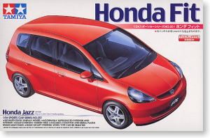 *มี1 รอยืนยันก่อนโอน 24251 1/24 Honda Fit (Honda Jazz) (Model Car)