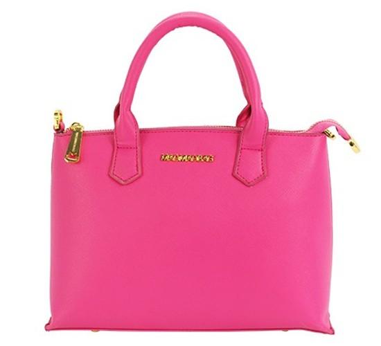 พร้อมส่ง กระเป๋าถือ แบรนด์ Maomao รุ่น M35020 สีชมพู