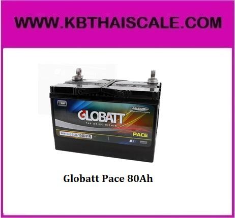 GLOBATT PACE 80 Ahแบตเตอรี่ดีพไซเคิล ชนิดน้ำ แต่ดูแลรักษาน้อย (รุ่นประหยัด)