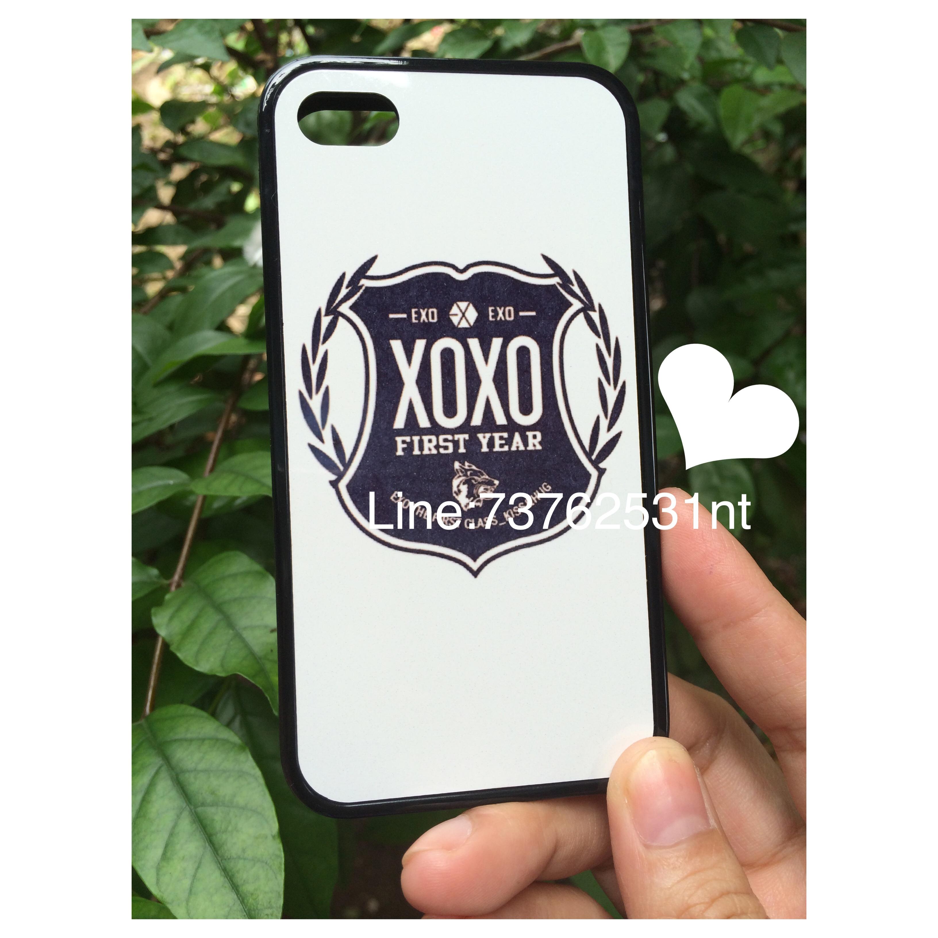 EXO เคส EXO iPhone4/4s/5/5s