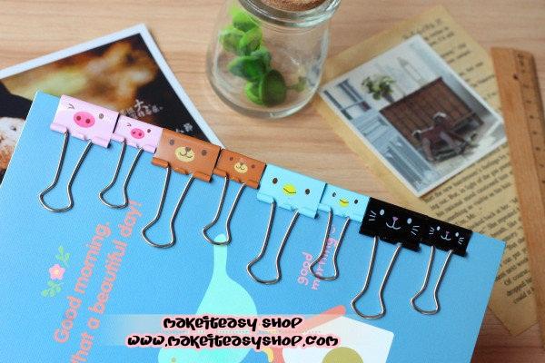 cartoon paper clip
