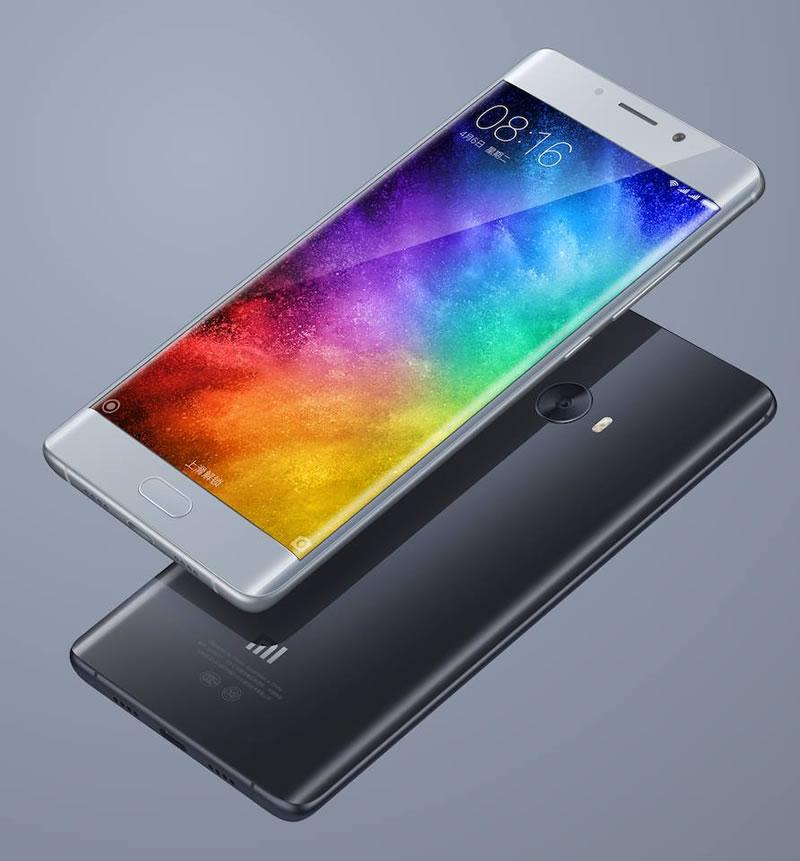 Xiaomi Mi Note 2 (6+ 128 GB ) Snapdragon 821