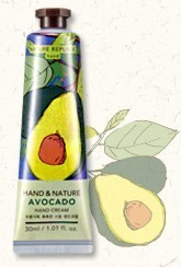 ์Nature Republic Hand Cream :Avocado
