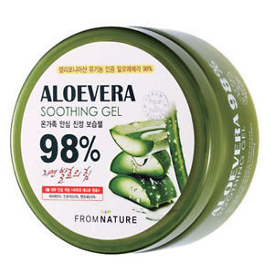 Nature Republic Aloe Vera Gel EXO [เจลว่านหางจระเข้]