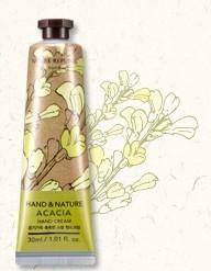 ์Nature Republic Hand Cream :Acacia