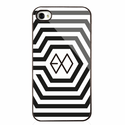 EXO เคส EXO Overdose iPhone4/4s สีขาว