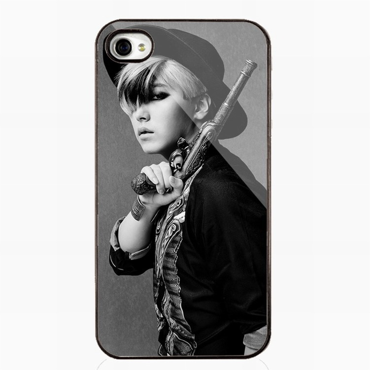 SUPER JUNIOR เคส sj iphone4s/5s Sungmin