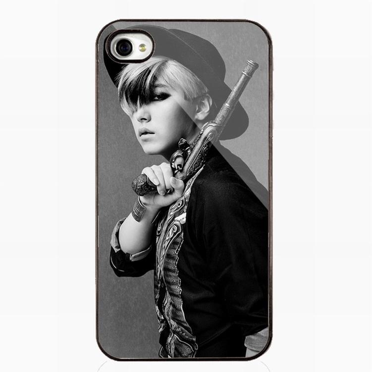 SUPER JUNIOR เคส sj iphone4s/5s Sungmin
