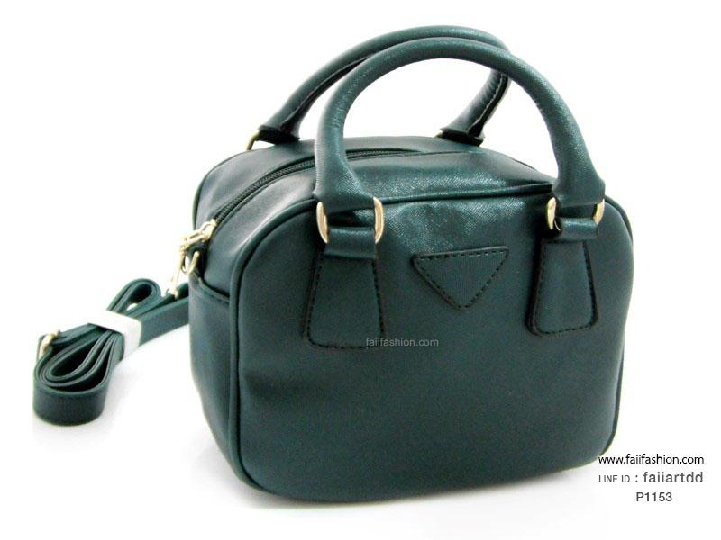 กระเป๋าหนังSaffiano ทรง Prada mini งานตัดเย็บเนี้ยบอะไหล่หนา (ไม่รวมโลโก้)