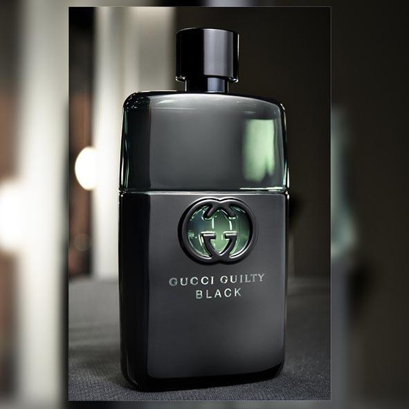 ส่งฟรี EMS!! Gucci guilty black pour homme EDT 90ml (Tester) - Adm7 ... 8891e6d2170b