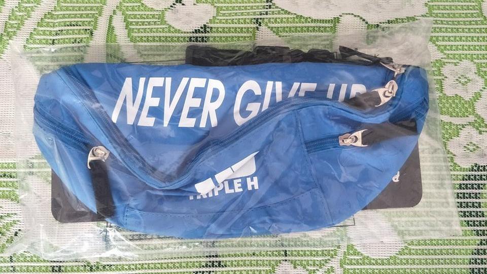 กระเป๋า H3 FreeStyle Bag (สีฟ้าน้ำเงิน)
