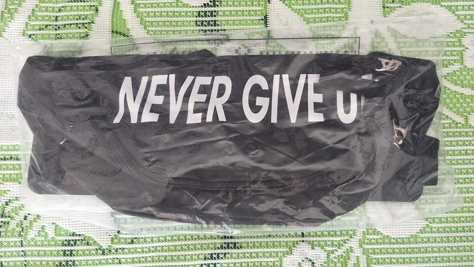 กระเป๋า H3 FreeStyle Bag (สีดำ) ขาว