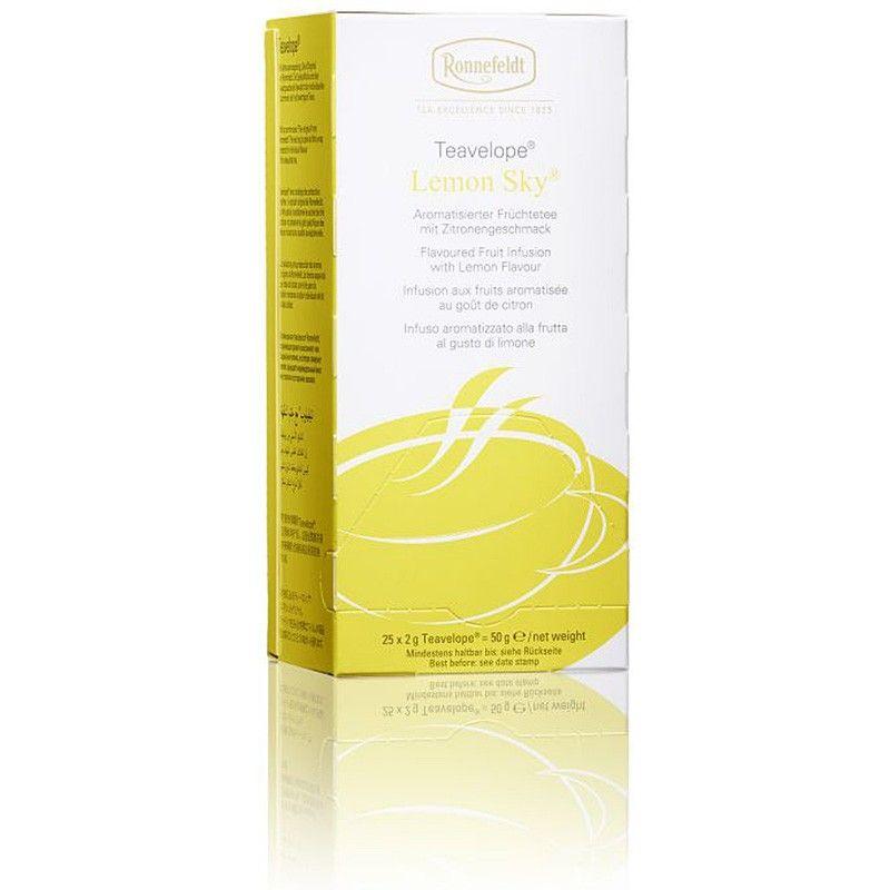 Ronnefeldt Teavelope® Lemon Sky