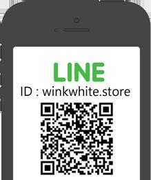 LINE WINK WHITE