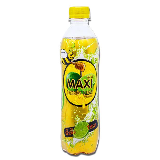MAXI น้ำผึ้ง มะนาว โซดา
