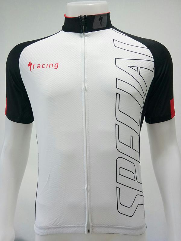 เสื้อปั่นจักรยานแขนสั้นโปรทีม : SP160140