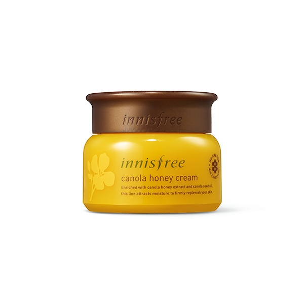 Innisfree Canola Honey Cream