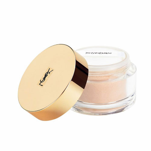 YSL SOUFFLE D'ÉCLAT Sheer and Radiant Loose Powder Natural Finish 15g #01