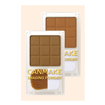 Canmake Shading Powder #01 เฉดดิ้งให้ใบหน้าให้ดูมีมิติ