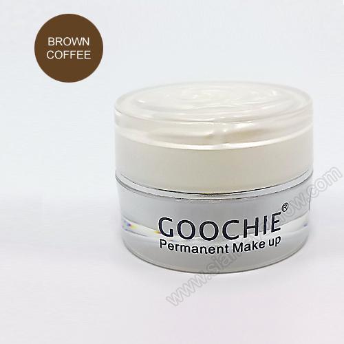สีเพ้นท์ Goochie สี Brown Coffee