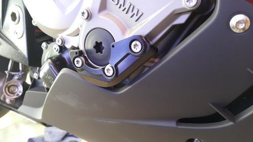กันแคร้งเครื่องด้านขวา BMW S1000RR 2015