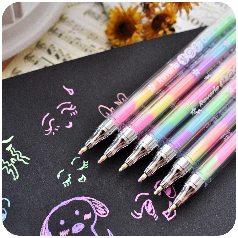 ปากกาเจล สีพาสเทล