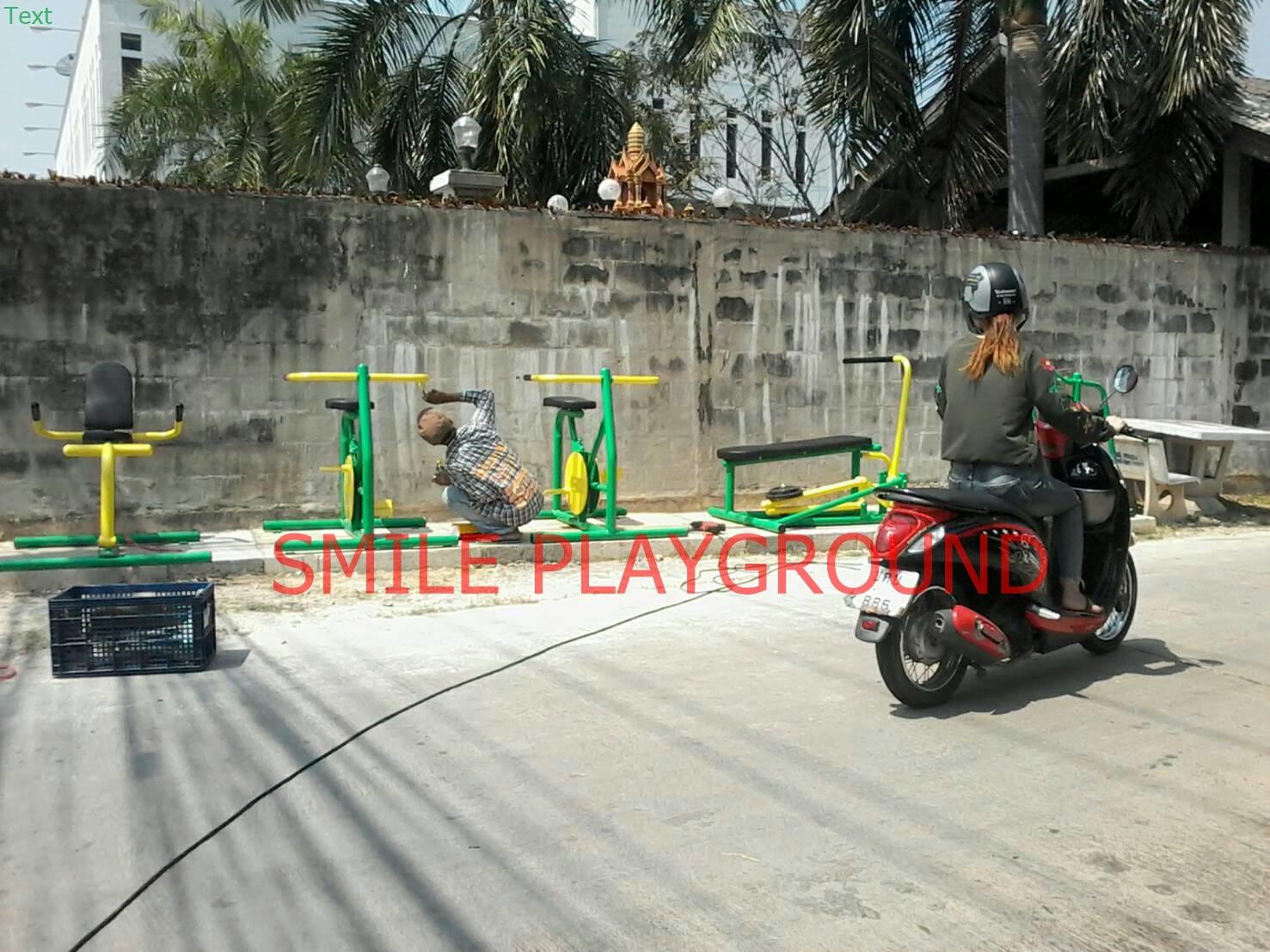 ลานกีฬาหมู่บ้าน ต.เวียงคอย อ.เมือง จังหวัดเพชรบุรี