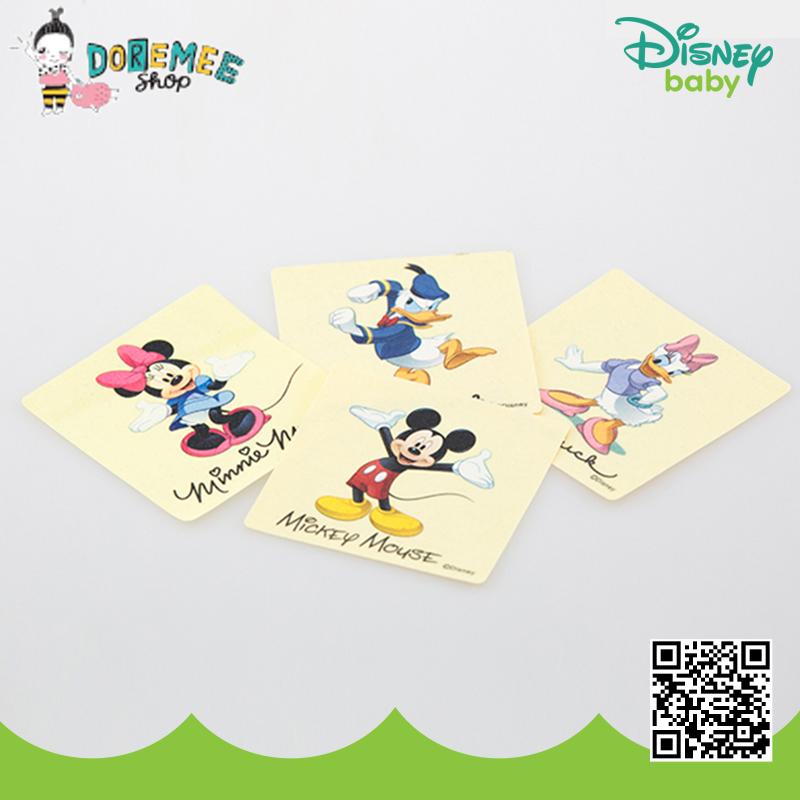 Disney กันลื่นในห้องน้ำ ลายมิกกี้เมาส์ By Grace Kids