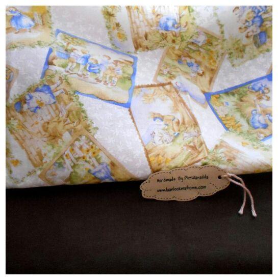 ผ้าcotton สั่งจาก USA 27x45 cm +ผ้าพื้น cottonกึ่งแคนวาส 50x55 cm หาในพื้นที่ขนาด สั่งหลายจำนวนผ้าต่อกันค่ะไม่ตัดแยกค่ะ