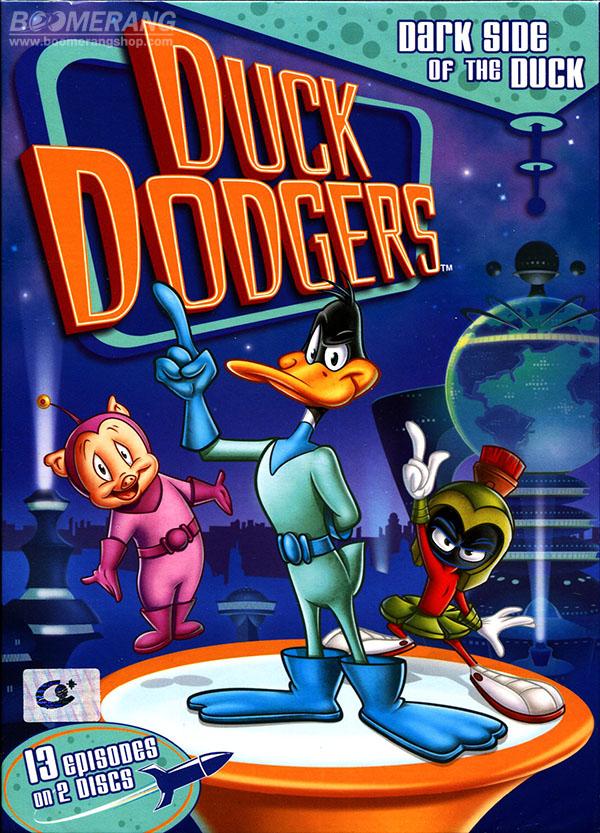 Duck Dodgers: Dark Side Of The Duck Season 1 : ดั๊ก ดอดเจอร์ ซูเปอร์เป็ดพิทักษ์จักรวาล ปี 1 (มาสเตอร์ 2 แผ่นจบ)