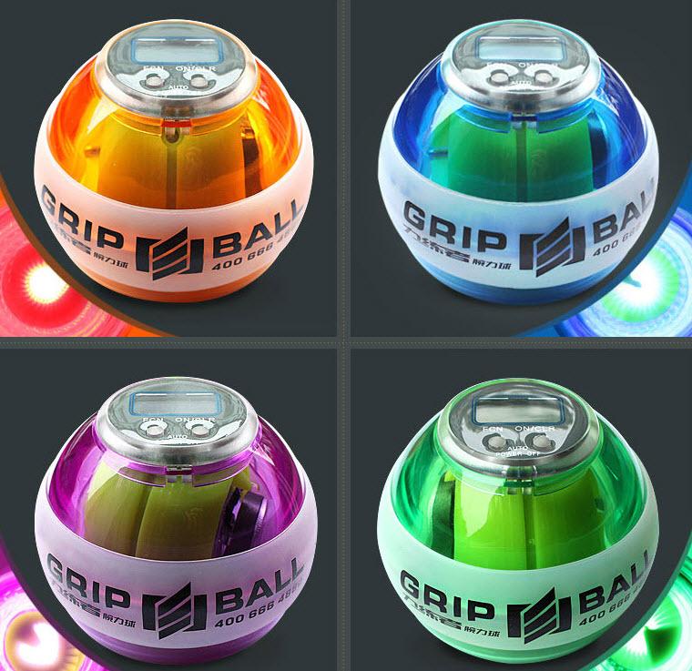 (574-001)NSD Spinner Rainbow ลูกบอลบริหารข้อมือ แขน กล้าม และสำหรับคนที่ใช้คอมพิวเตอร์นานๆ