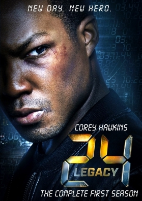 24 Legacy Season 1 (พากย์ไทย 3 แผ่นจบ + แถมปกฟรี)